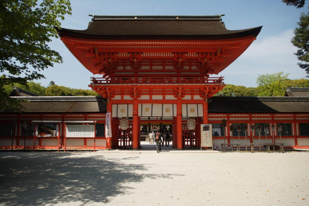 世界遺産・下鴨神社